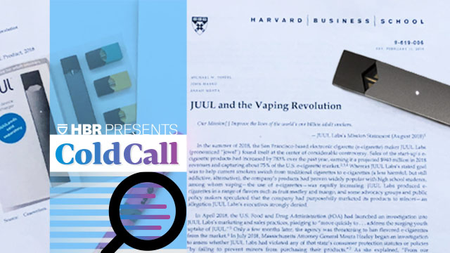 Juul's Mission: Convince 1 Billion Smokers to Switch Habits