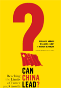 Can China Lead: Reaching the Limits of Power and Growth