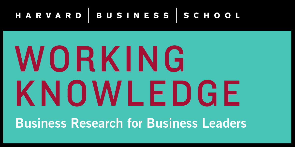 business leadership research from harvard business school ceo behavior and firm performance