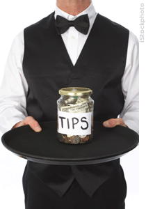 The Surprising Relationship Between Tips and Bribes