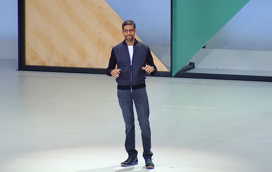 photo of Sundar Pichai