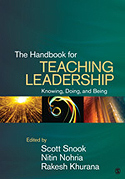 The Handbook for Teaching Leadership