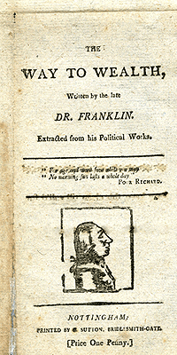 research paper on benjamin franklin I'm writing a research paper about benjamin franklin for english class and i was just wondering if my thesis statement sounded.