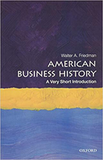 American Business History: A Very Short Introduction