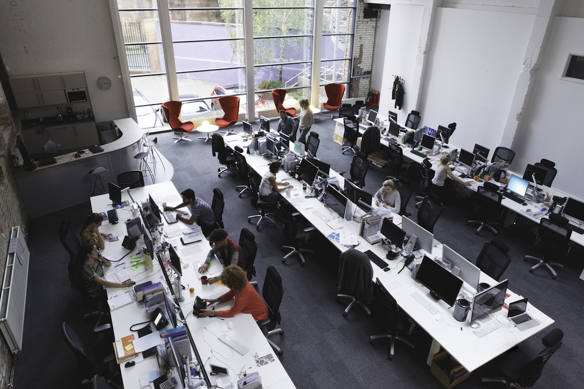 The Open Office Revolution Has Gone Too Far - HBS Working