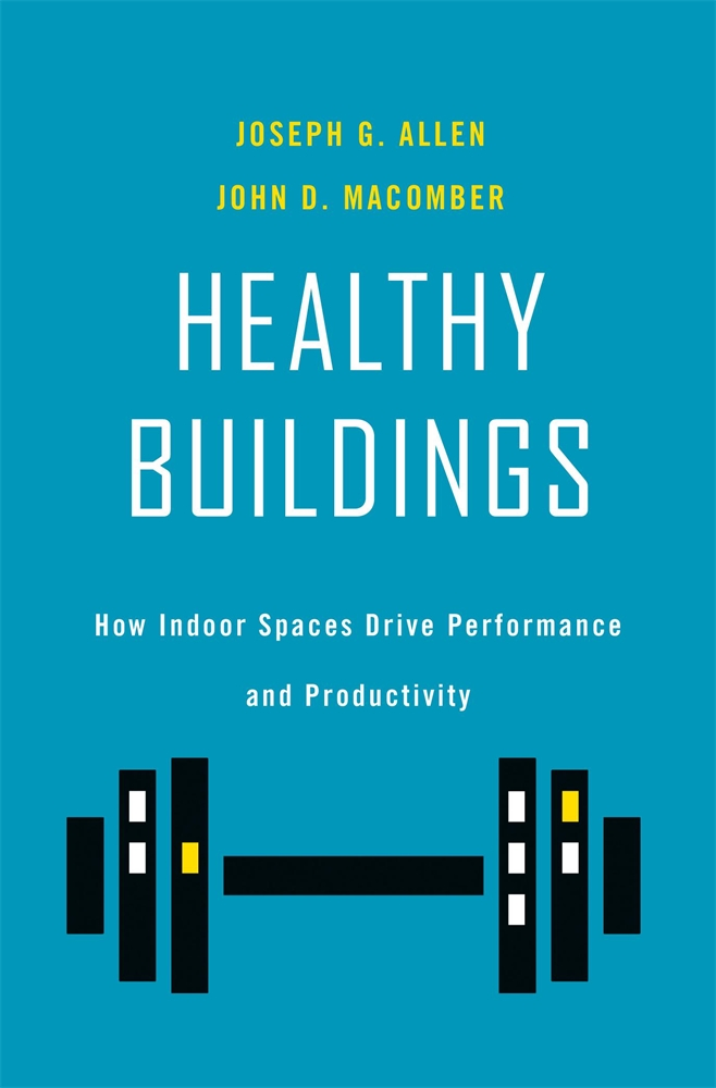 Book cover for Healthy Buildings