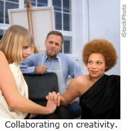 Collaborating