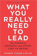 What You Really Need to Lead