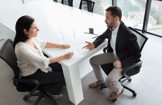 business speed dating ideas