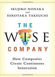 The Wise Company book cover